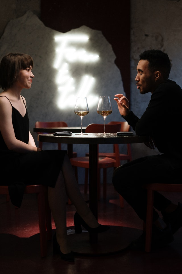 International Dating couple