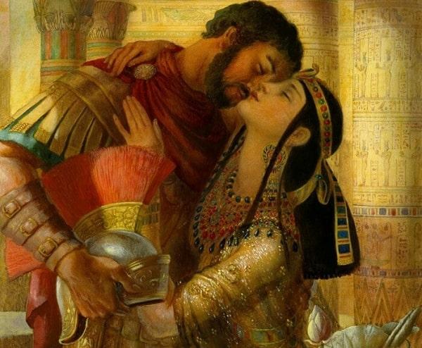Mark and Cleopatra